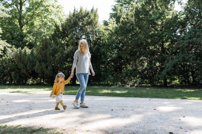 Familienreportage Berlin, natürlich und ungestellt