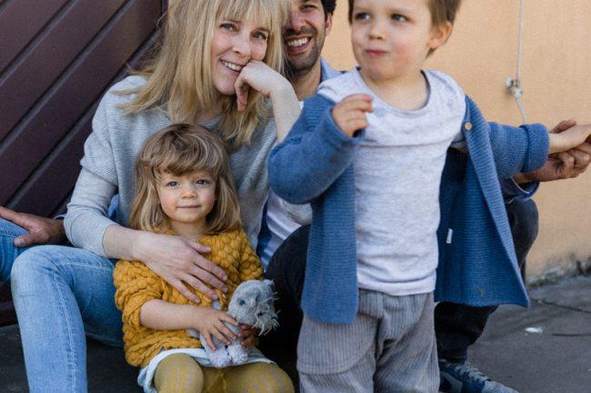 Familienfotos Berlin, natürlich und ungestellt