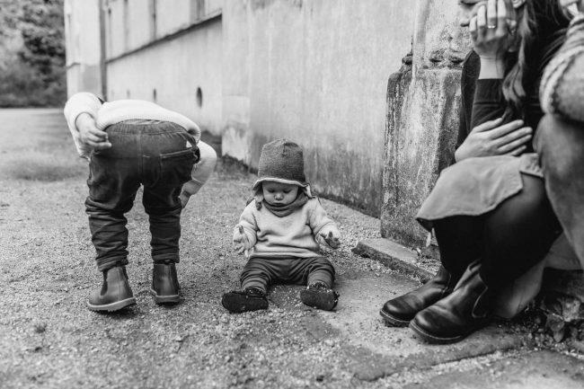 Ungestellte Familienbilder Berlin